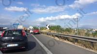 motrice-nel-dirupo-traffico-in-tilt-foto