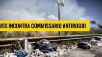 terra-dei-fuochi-il-commissario-antiroghi-incontra-il-m5s