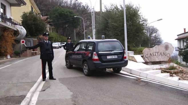 litiga con un connazionale e aggredisce carabinieri arrestato
