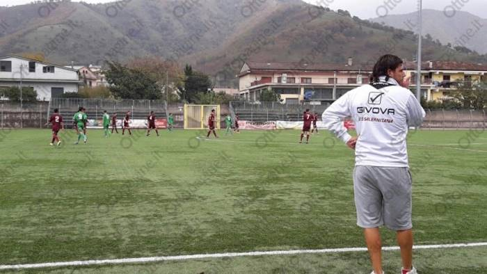 under 17 lunch match col napoli