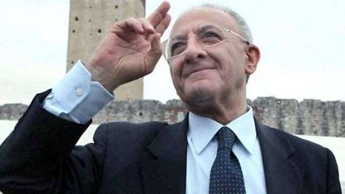 Sanità, De Luca: da Lorenzin polemica istituzionale grave