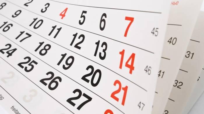 Vacanze da pianificare? Ecco tutti i ponti del 2017