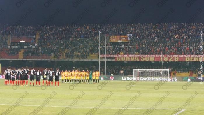 Serie B, Il Benevento schianta il Carpi 3 a 0