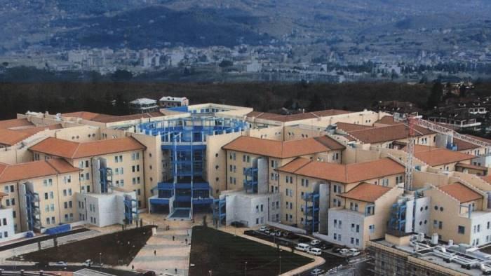 parcheggio multipiano citta ospedaliera al via i progetti