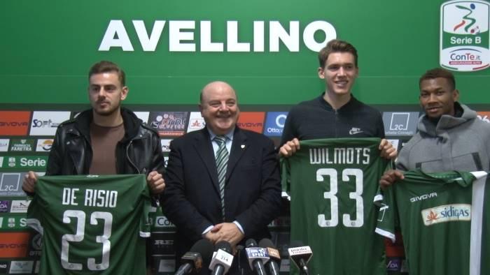 Avellino: arriva il transfert per Wilmots. E' il primo acquisto ufficiale