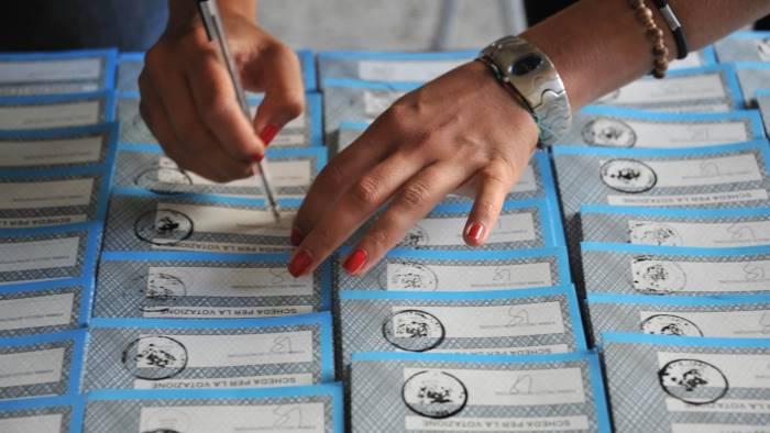 elezioni amministrative 93 comuni al voto in campania
