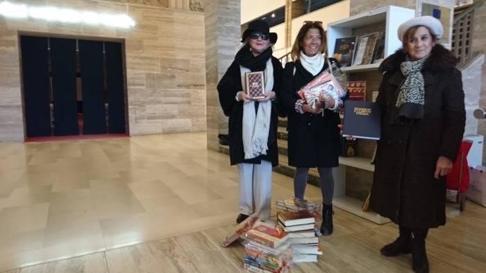 paestum parte il progetto little free library