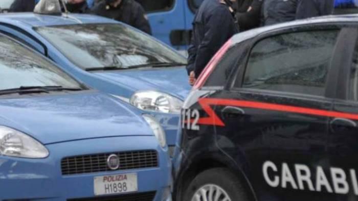 ariano arrestati i due rapinatori seriali di negozi