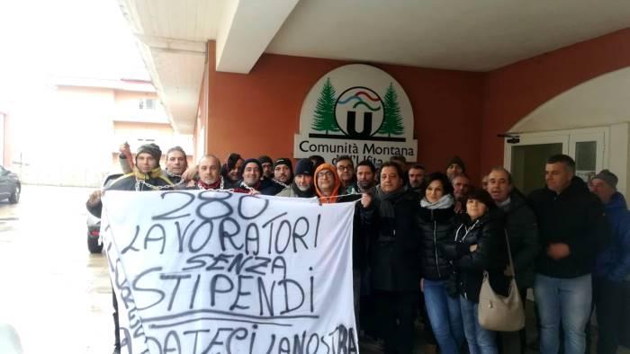 dramma forestali il 9 febbraio mobilitazione a roma