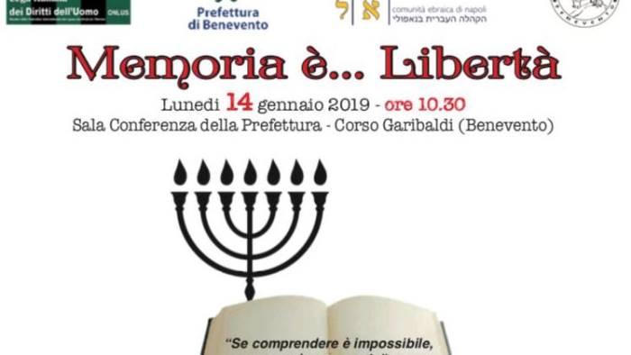 la presidente comunita ebraiche italiane a benevento