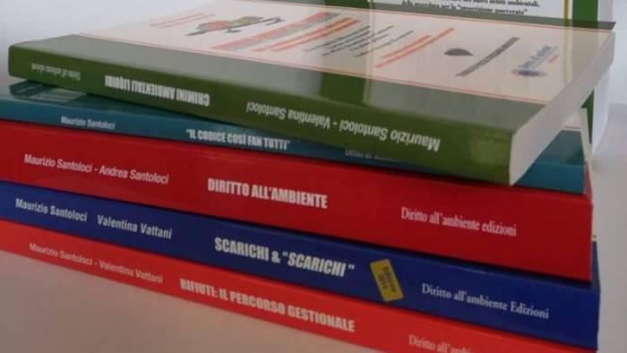 atripalda diritto all ambiente libri donati alla biblioteca