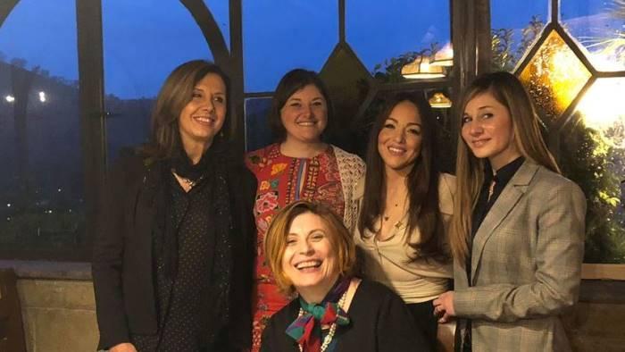 donne del vino in campania eletta la nuova delegata