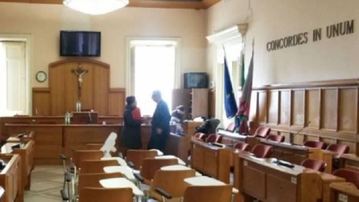 consiglio comunale il 1 febbraio nuova seduta
