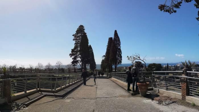 ercolano il 6 gennaio ingresso gratuito al parco archeologico