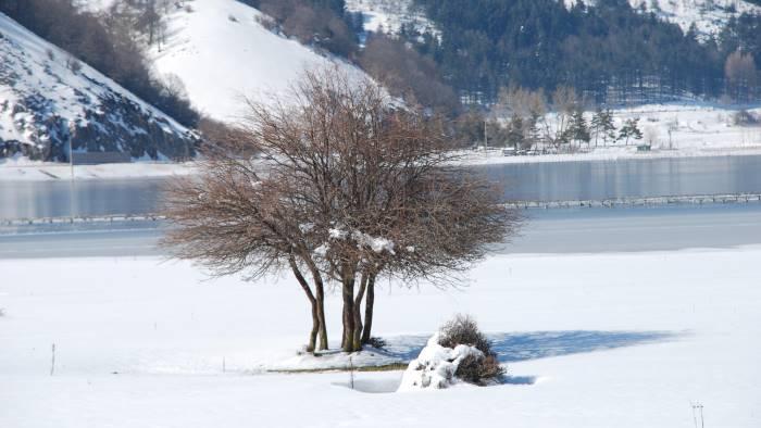 il laceno la neve ma non si scia poi parlano di turismo