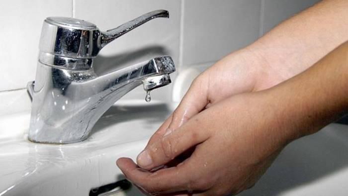 sospensione idrica a giovi san nicola e bottiglieri