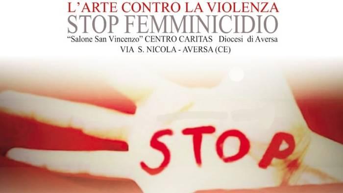 lotta al femminicidio al via il progetto itinerant art