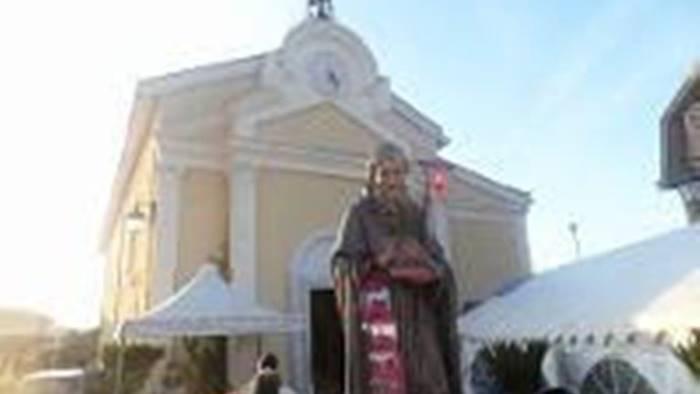 si celebra s antonio abate tra fede e tradizione