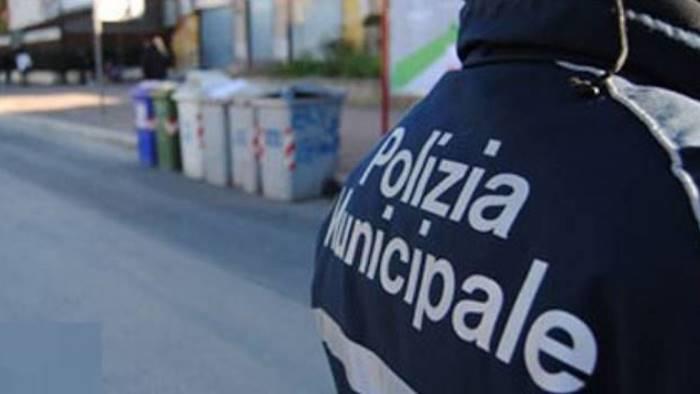 polizia municipale non attrezzata adeguatamente la denuncia