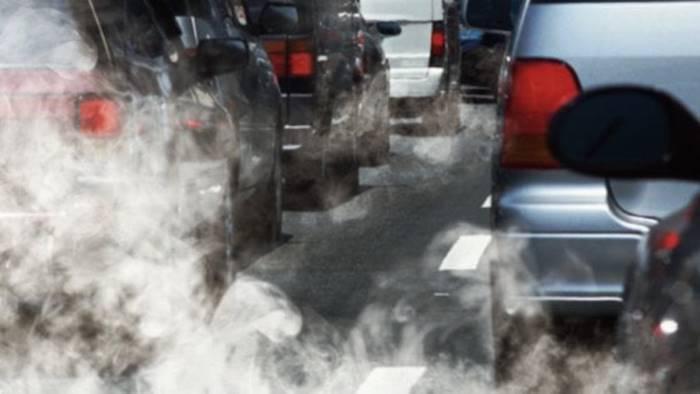 codice rosso per smog in campania