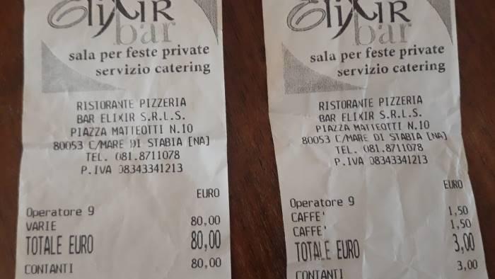 nove caffe 80 euro il caffe piu costoso della storia