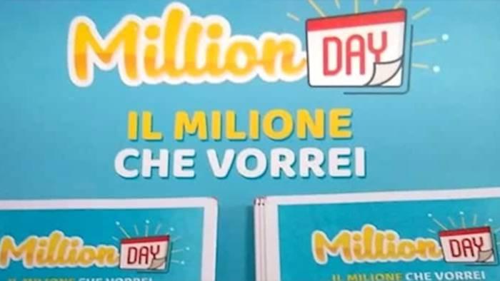 befana fortunata vince 1 milione di euro al million day