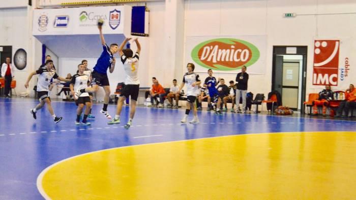 handball lanzara alla palumbo arriva l atellana