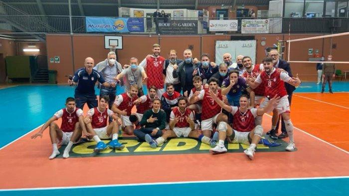 volley quarta sconfitta consecutiva per la gis ottaviano