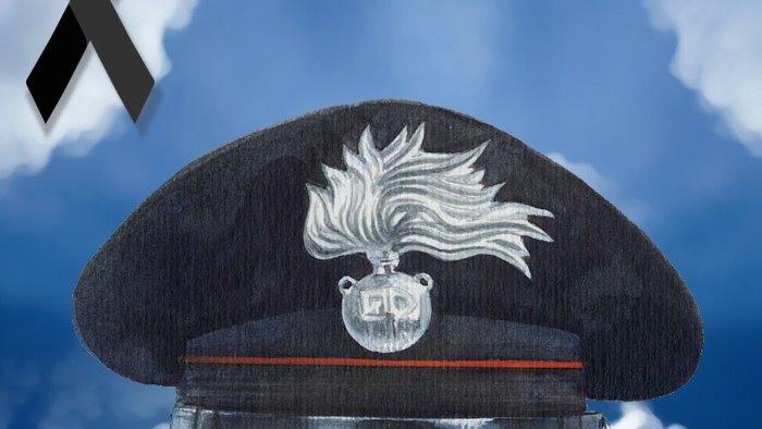 il covid uccide un carabiniere 53enne il cordoglio dell arma