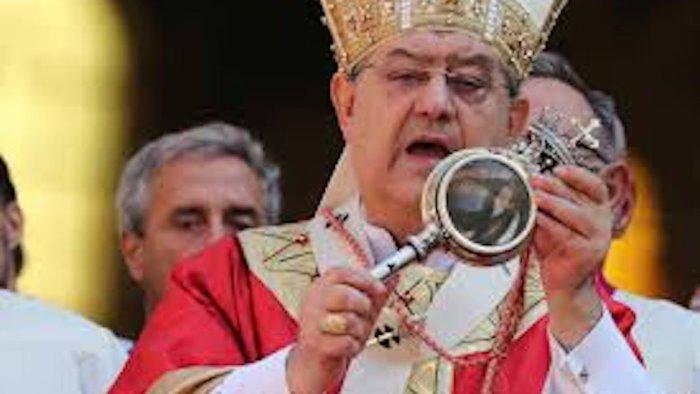 covid il cardinale e positivo al virus e in isolamento