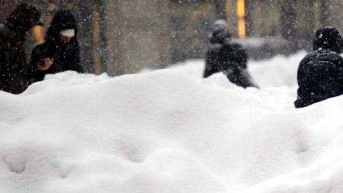 arriva burian gelo e rischio neve anche a bassa quota