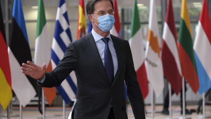 olanda si dimette il governo rutte