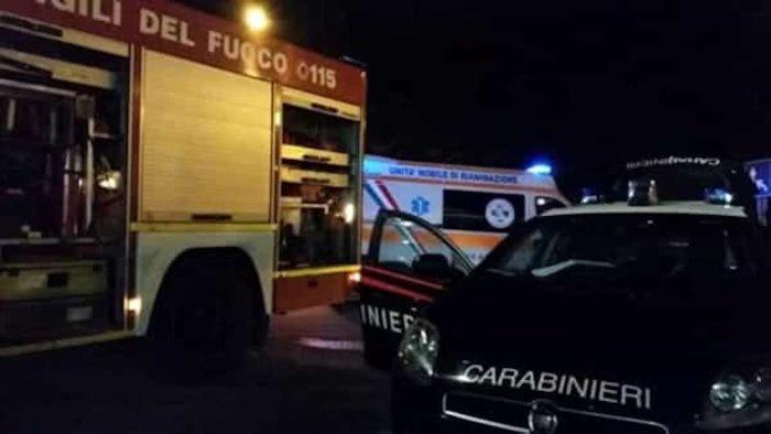 tragedia a san michele di serino 62enne trovato morto in casa