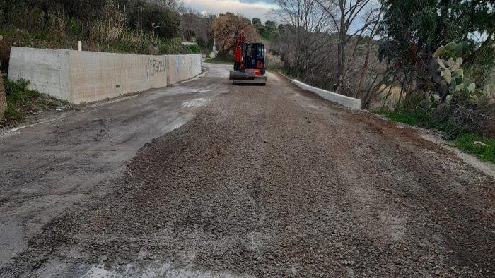al via lavori di sicurezza stradale a roccadaspide