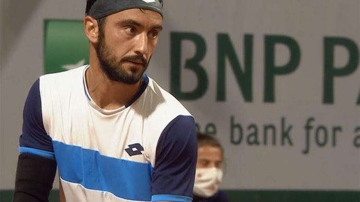 tennis giustino al challenger di antalya