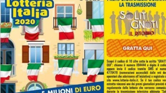 lotteria italia 3 premi da 25mila euro nel casertano