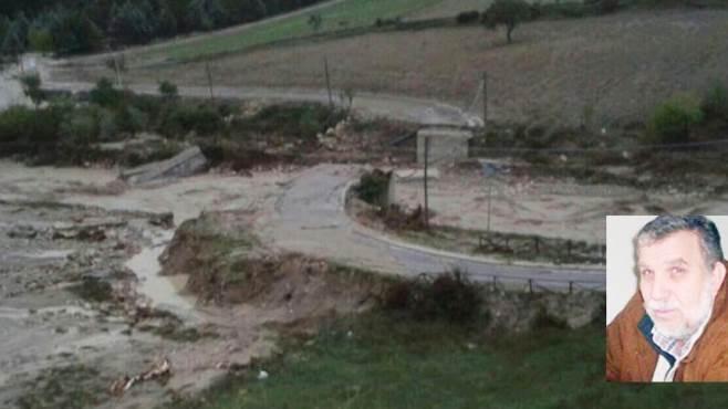 ponte 5 famiglie isolate meola terrore frane case nel fango