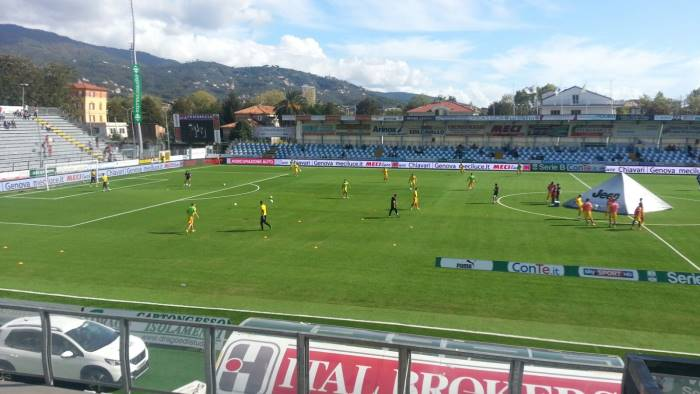 Ceravolo illude, Caputo la chiude: Entella batte Benevento 3-2
