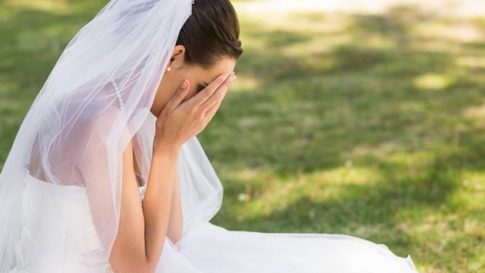 Il matrimonio è un incubo, sposi e invitati finiscono in ospedale