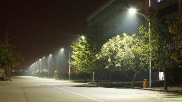 Arriva la pubblica illuminazione al Villaggio Vesuvio - Ottopagine.it Napoli