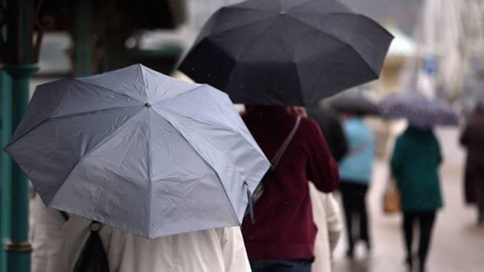 Raffiche di vento e temporali a Salerno e provincia: ecco le previsioni