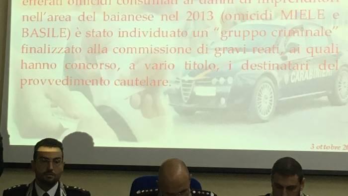 Estorsioni e appalti, arresti in corso ad Avellino e nel Mandamento