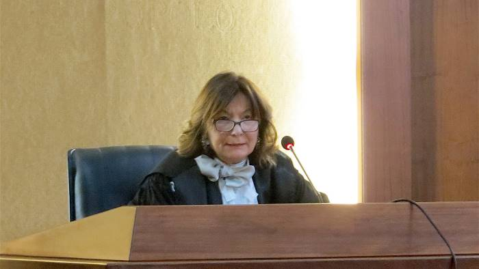 tribunale di benevento marilisa rinaldi alla presidenza