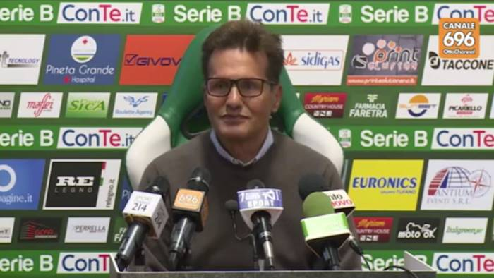 Pescara - Avellino, le formazioni ufficiali: Novellino torna..