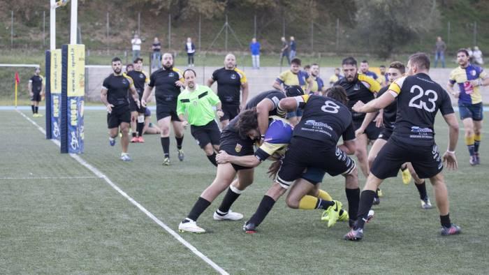 arechi rugby trasferta catanese per i dragoni