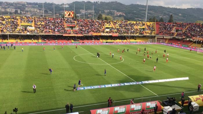 Benevento Fiorentina (0-3): highlights e gol della partita (Serie A 9^ giornata)