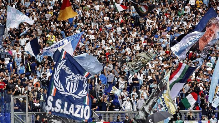 Giudice sportivo: chiusa la curva della Lazio per cori razzisti