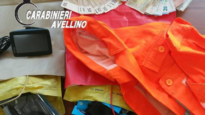 Truffe ad Avellino.