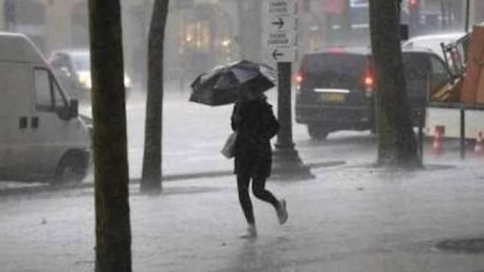 Risultati immagini per temporali sul paesino