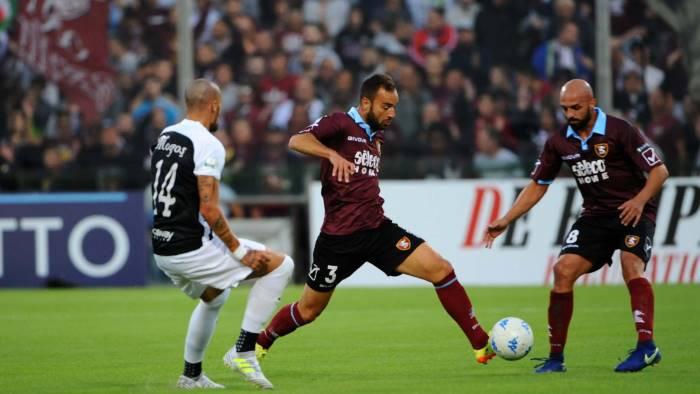 Serie B, Salernitana-Ascoli 0-0: Adamonis para il rigore di Rosseti